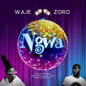 Waje - Ngwa ft. Zoro